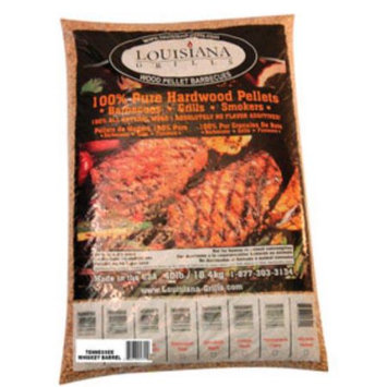 Louisiana Grills 40Lb Bag Whiskey Barrel Flavored Wood Pellets