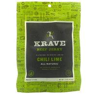Krave Beef Jerky Chili Lime 1.5 oz