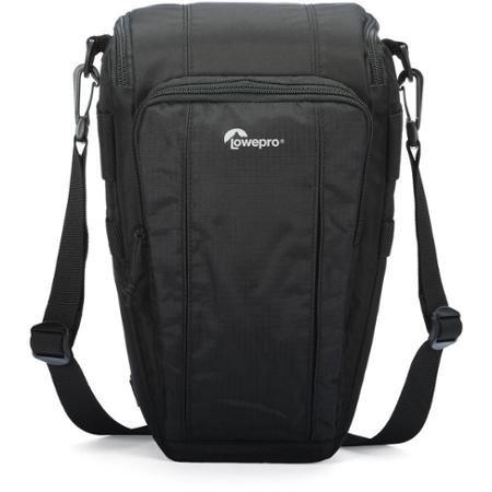Lowepro - Toploader Zoom 55 Aw Ii Camera Bag - Black