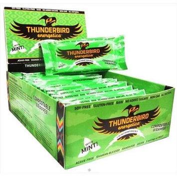 Thunderbird Energetica - Gluten Free Raw Energy Bar Cacao Hemp Walnut - 1.7 oz.