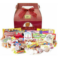 Candy Crate 1950's Retro Candy Gift Box