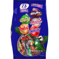 Minis Mix Candy Variety Pack, 73 count, 23.8 oz