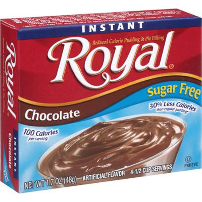 Royal Reduced Calorie Pudding & Pie Filling
