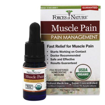 Forces Of Nature Muscle Pain 11 mL