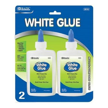 BAZIC 120g / 4 Oz Craft Glue (2/pack)