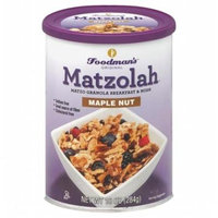Foodmans Matzolah 10oz Pack of 6