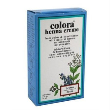 Colora Henna Creme Brown 2 oz.