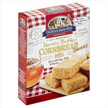 Calhoun Bend 8 oz. Honey-Butter Cornbread Mix - Case Of 6