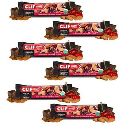 Clif Bar Organic Trail Mix Bar Dark Chocolate Cherry Almond