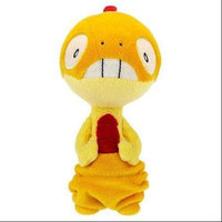 Jakks Pacific Pokemon Mini B & W Plush 6 Scraggy