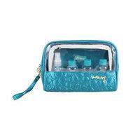 Jacki Design - Royal Blossom 6 Piece Travel Set - Blue