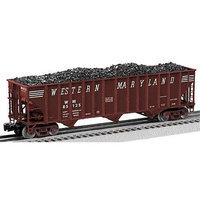 O 3-Bay Open Hopper, WM LNLU7091 LIONEL
