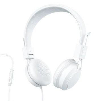 Jlab Audio JLab INTRO Premium On-Ear Headphones, White