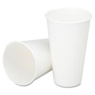 Tional Stock Number Skilcraft Paper Cups Without Handle - 12 Oz - 2500/box - Paper - White (NSN6414592)