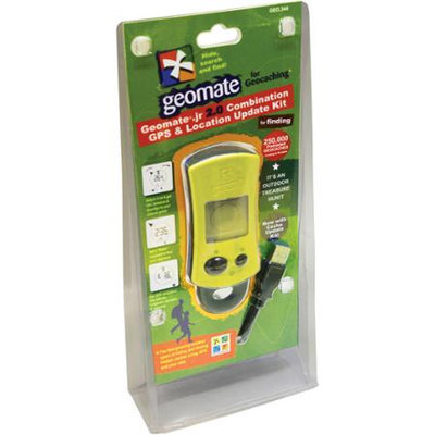 Geomate Jr. 2.0 Geocache GPS and Update Kit