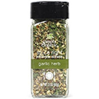 Frontier Natural Foods Frontier Natural Products 15744 Organic Spice Right Everyday Blends Garlic & Herb