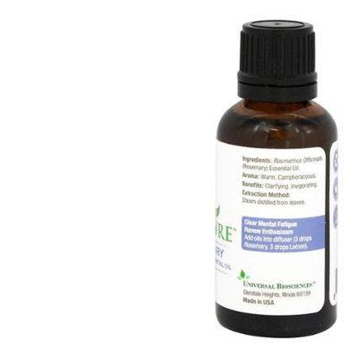 Via Nature - Rosemary 100% Pure Essential Oil - 1 oz.