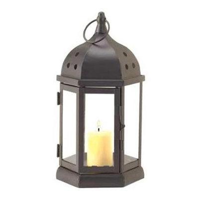 Koolekoo Home Locomotion 10015225 Circle Cutouts Candle Lantern