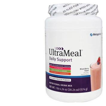 Metagenics, UltraMeal Daily Support Mixed Berry 574g
