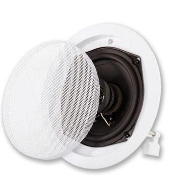 Acoustic Audio R191 In Ceiling / In Wall Speaker 2 Way Home Theater 200 Watt New