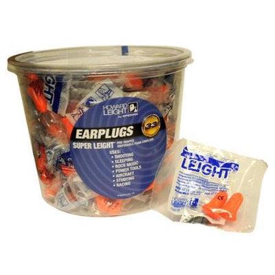 Howard Leight 33133 Super Leight Ear Plug Foam 100 Tub