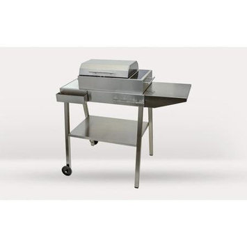 Kenyon 40.5 Frontier Electric Grill with Cart Package