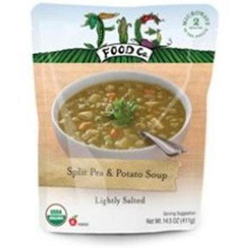 Fig Food Company Organic Soup Split Pea & Potato 14.5 oz
