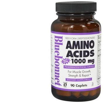 Bluebonnet Amino Acids 1000 mg Dairy - 90 Caplets