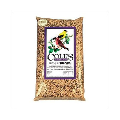 Cole's Wild Bird Products Co Coles Wild Bird Products Co COLESGCFF10 Finch Friends 10 lbs.