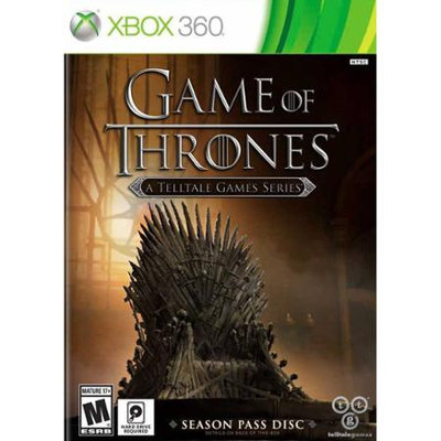 Telltale Games Game Of Thrones: A Telltale Game Series - Xbox 360