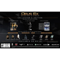 Square Enix Deus Ex: Mankind Divided - Collector's Edition - Playstation 4
