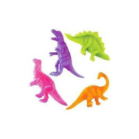 Play Visions Stretchy Dinosaurs - 4 Pack