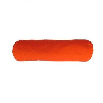 Peach Blossom Yoga 11009 Neck Bolster - Orange