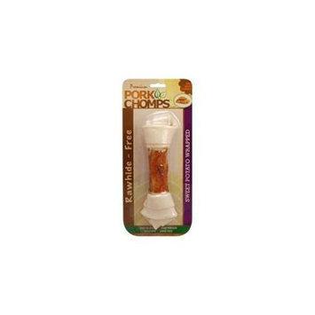 Scott Pet Products TT97890 7 in. Premium Knot Bone With Sweet Potato