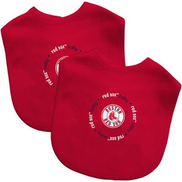 MLB - Boston Red Sox 2 Pack Color Bibs