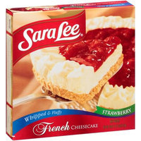 Sara Lee Cheesecake French Strawberry