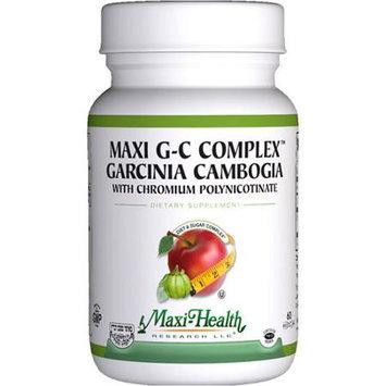 Maxi Health Kosher Vitamins Maxi G C Complex - Garcinia Cambogia - 60 Capsules