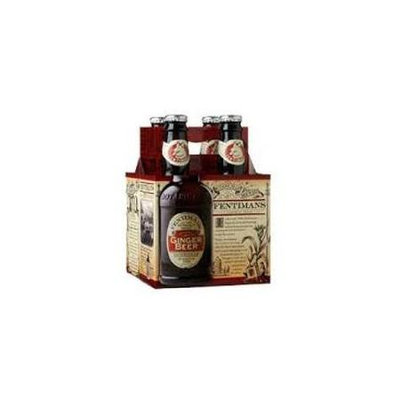 Fentimans BG12876 Fentimans Ginger Beer - 6x4Pack