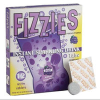 Miles Kimball Grape Fizzies Drink Tablets