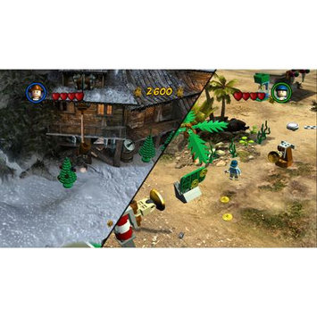 Lucasarts Entertainment Company Lego Indiana Jones 2: Adventure Continues Xbox 360 Game LUCASARTS