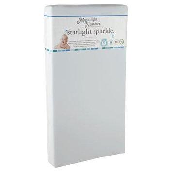 Moonlight Slumber Sparkle Foam Crib Mattress