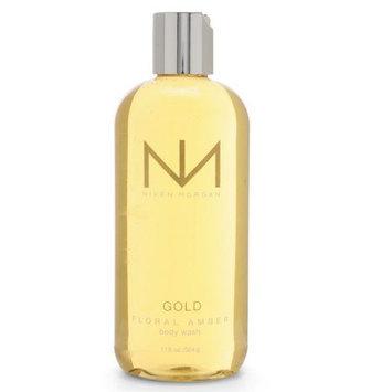 Gold Body Wash, 11 oz. - Niven Morgan - Gold