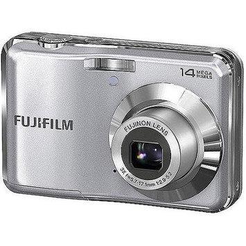 Fujifilm FinePix AV200 14 Megapixel Compact Camera - Silver