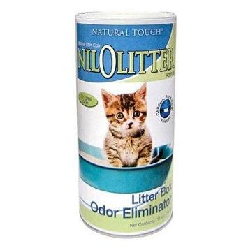 Nildor Nilodor s Natural Touch Nil-O-Litter Cat Litter Deodorizer (14-oz bottle)