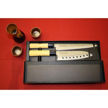 Concord Pro Line 2 Piece Traditional Sushi Chef Knife Set