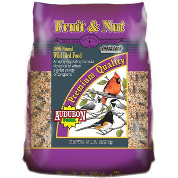 Audubon Park 5 lb Fruit and Nut Wild Bird Food