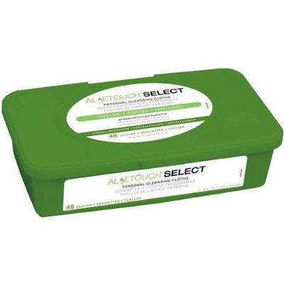 Medline Aloetouch Premium Spunlace Cleansing Cloths