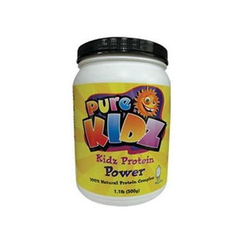 Pure Kidz Protein Power Vanilla - 1.1 lbs