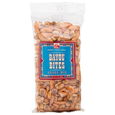 Pepper Creek Farms 200B Bayou Bites Cajun Snack Mix - Pack of 12