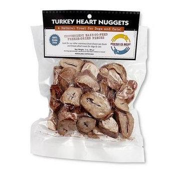 Dried Turkey Nuggets - Fresh is Best - dog treat